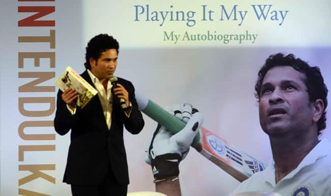 Playing It My Way: Sachin Tendulkar's Autobiography available for free download in PDF format