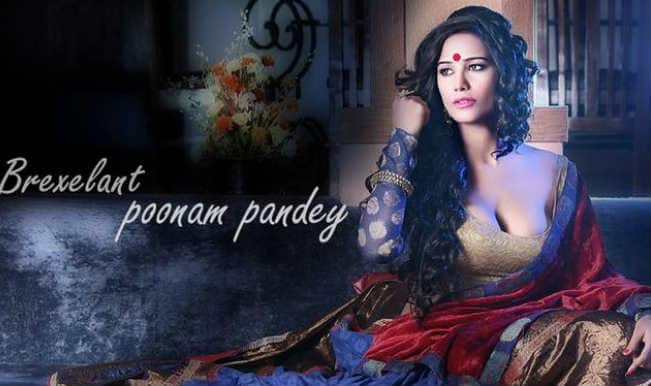Poonam Pandey roped in as the brand ambassador of Brexelant breast cream