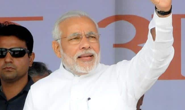 Narendra Modi meets those who may become central ministers