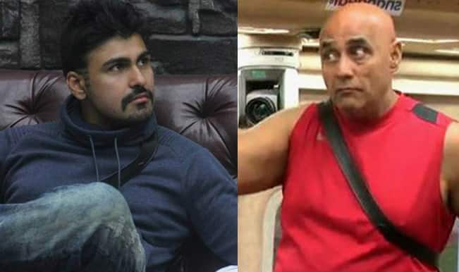 Puneet Issar evicted from Bigg Boss 8 for attacking Arya Babbar