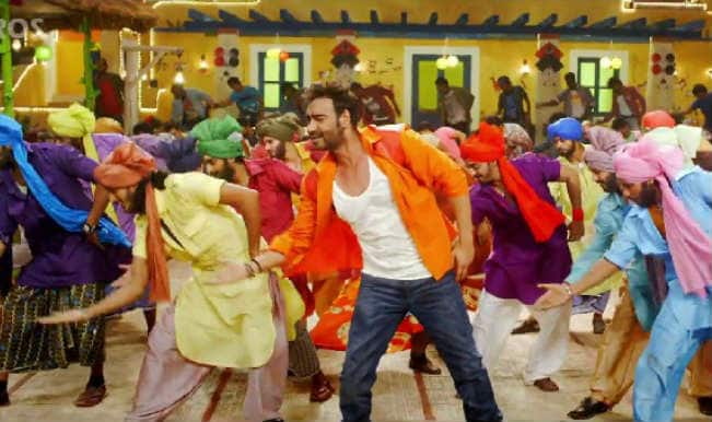 Action Jackson song Punjabi Mast: Ajay Devgn impresses with his cool moves