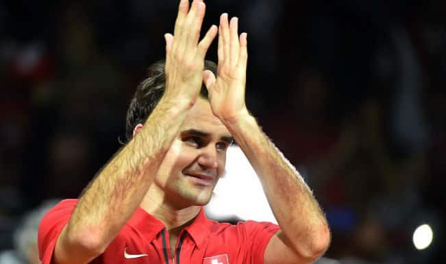 Roger Federer makes history after winning maiden Davis Cup title for Switzerland