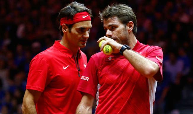 Roger Federer/Wawrinka vs Benneteau/Gasquet Live Streaming: Get Live Telecast of Davis Cup Final 2014
