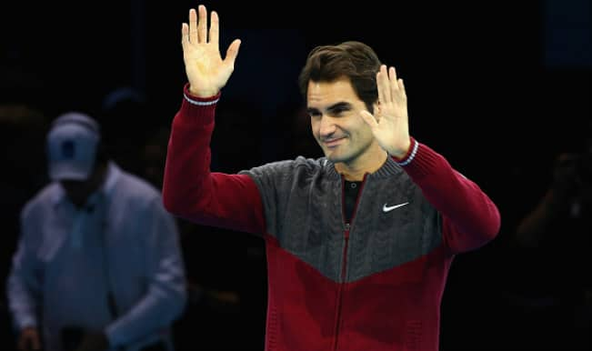 Roger Federer withdraws from Barclays ATP World Tour Finals due to back injury