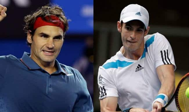 Roger Federer vs Andy Murray Live Streaming: Get Live Telecast of ATP World Tour Finals 2014 on Day 6