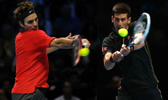 Roger Federer vs Novak Djokovic Final Live Streaming: Get Live Telecast of ATP World Tour Finals 2014 on Day 8