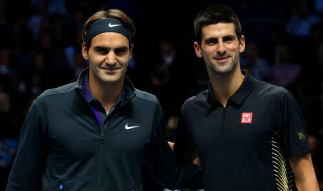 federer vs novak