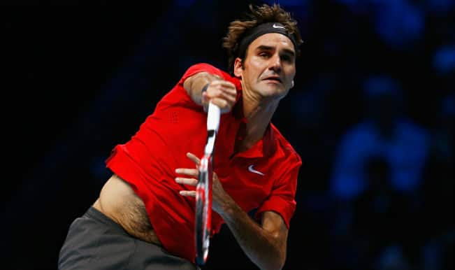 Roger Federer vs Novak Djokovic ATP World Tour Finals 2014 Live Updates: Injured Roger Federer pulls out of final