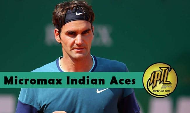 Roger Federer's Micromax Indian Aces: International Premier Tennis League (IPTL) Team Preview