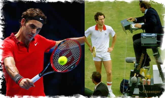 Roger Federer and John McEnroe: Contrasting styles of a Davis Cup legend and a maiden glory seeker