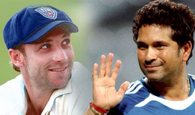 #prayforhughesy: Sachin Tendulkar prays for Phillip Hughes who got hit with a deadly bouncer!