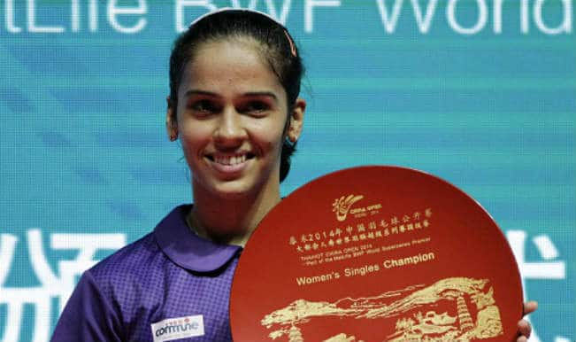 Saina Nehwal considers China Open Super Series triumph one of her toughest wins