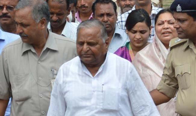 Mulayam Singh Yadav: Laptop scheme cost us Lok Sabha polls
