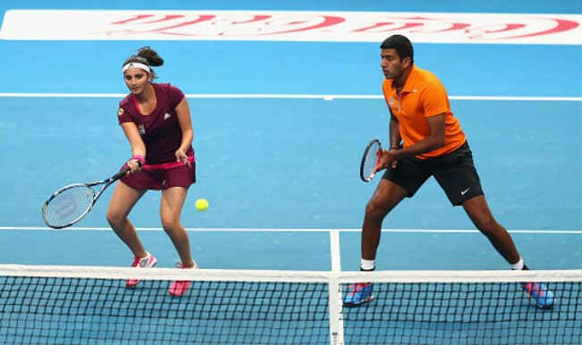 Sania Mirza, Ana Ivanovic shine as Micromax Indian Aces dump Singapore Slammers 4-1 in Manila