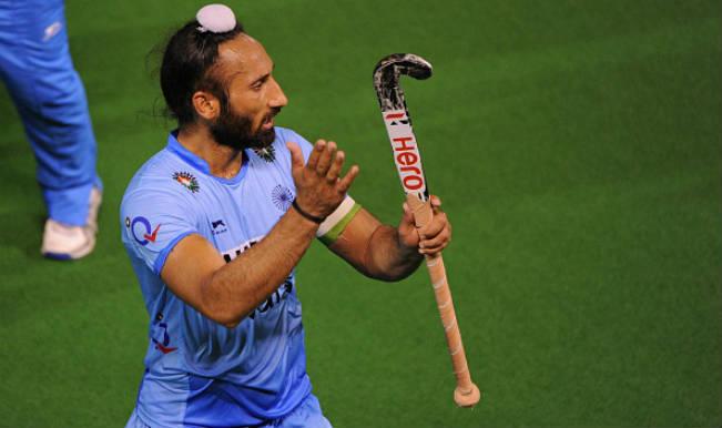 Australia series win motivation for Champions Trophy: Sardar Singh
