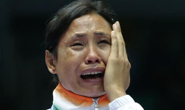 AIBA announce long ban for Sarita Devi for refusing medal in Asian Games 2014
