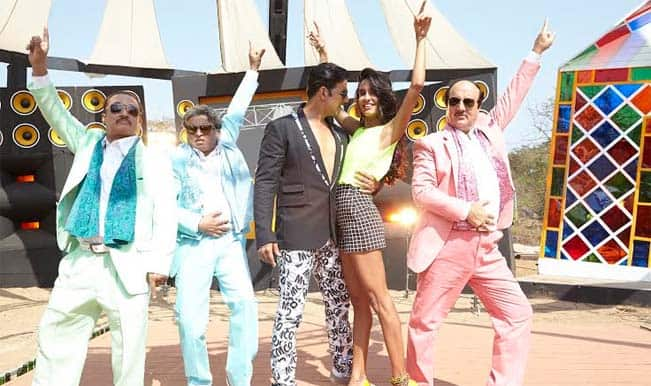 The Shaukeens box office report: Akshay Kumar's 'colourful' movie nets Rs 10 crore at the box office