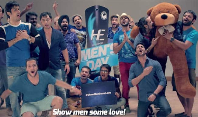 International Men's Day: #ShowMenSomeLove and celebrate manhood with this video