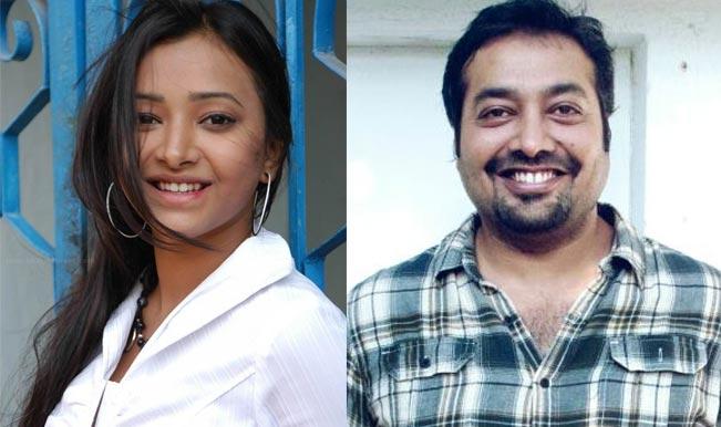 Shweta Basu Prasad to work for Anurag Kashyap?