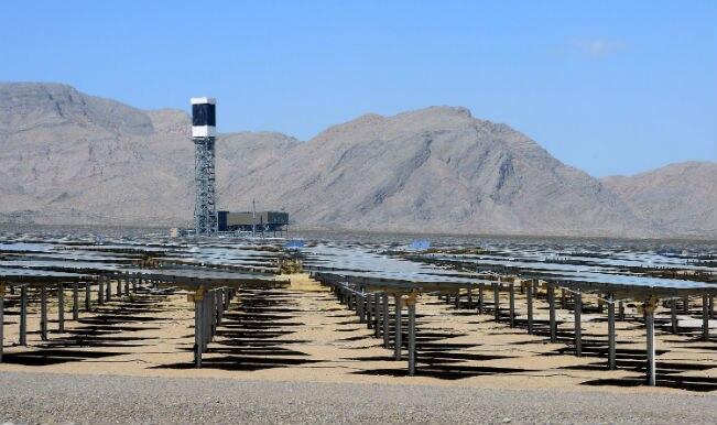 Kashmir's solar potential highest in India