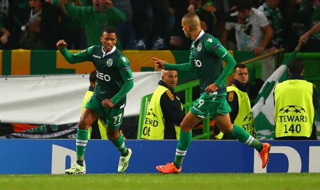 UEFA Champions League: Sporting Lisbon down Schalke 4-2 in Group G