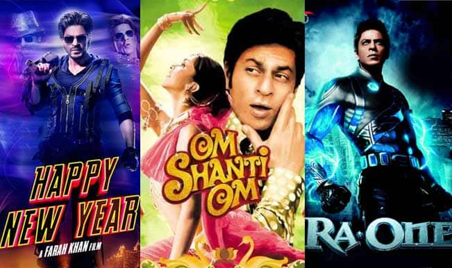 Shahrukh Khan Birthday Special: Top 3 movies that King Khan should have said no to