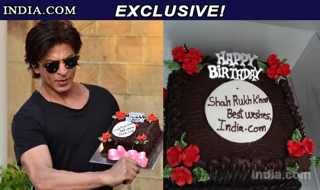 Shah Rukh Khan celebrates birthday with Indiacom Exclusive