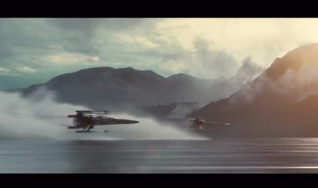 Star Wars: The Force Awakens Trailer of trailer released