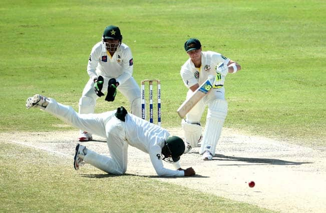 Pakistan vs Australia 2014 2nd Test Free Live Streaming: Watch Live Stream & Telecast of PAK vs AUS, Day 3 at Abu Dhabi