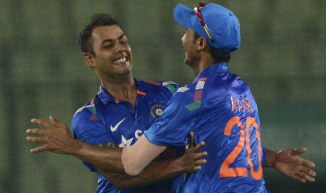 India vs Sri Lanka: Stuart Binny replaces injured Varun Aaron in Indian ODI team