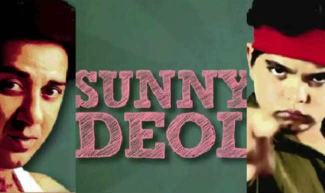Children's Day special: Watch baby Sunny Deol's outburst on camera!