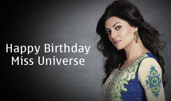 Sushmita Sen Birthday Special: Top 5 looks from the movies of the Miss Universe