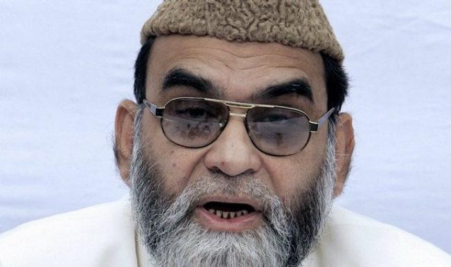 शाही इमाम के बेटे की ताजपोशी गैरकानूनी : सरकार