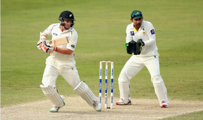 Pakistan vs New Zealand 2014 2nd Test, Day 1: Tom Latham's ton and 4 other interesting highlights of day's play