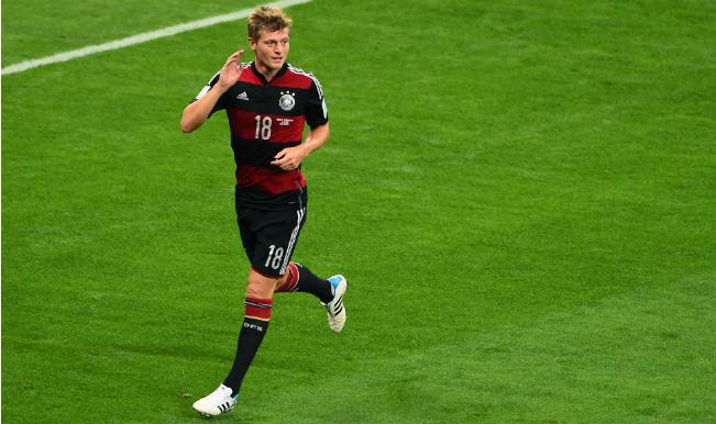 Tony Kroos helps Germany beat Spain 1-0 in international friendly
