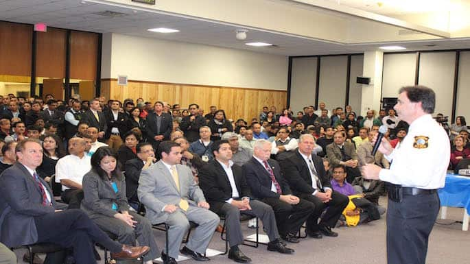 Edison Town Hall Meeting Addresses Recent Spate in Home Invasions