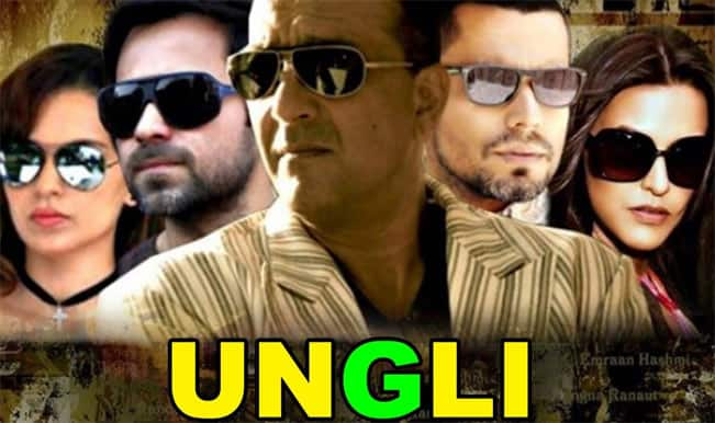 Ungli movie quick review: Emraan Hashmi's latest offering is an interesting watch
