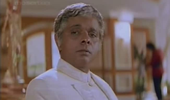 Sadashiv Amrapurkar: A multifaceted actor who made us laugh and cry with ease