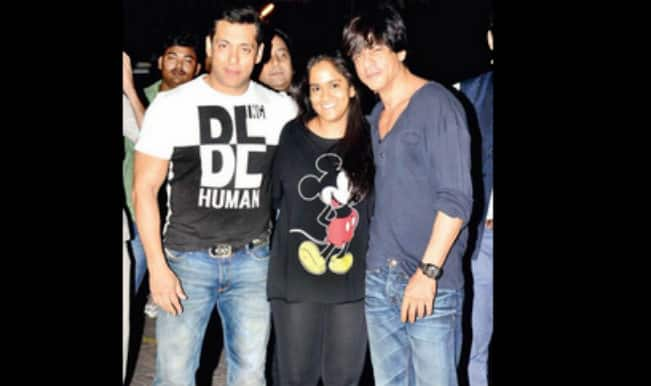 Shah Rukh Khans Wedding Gift For Arpita Khan