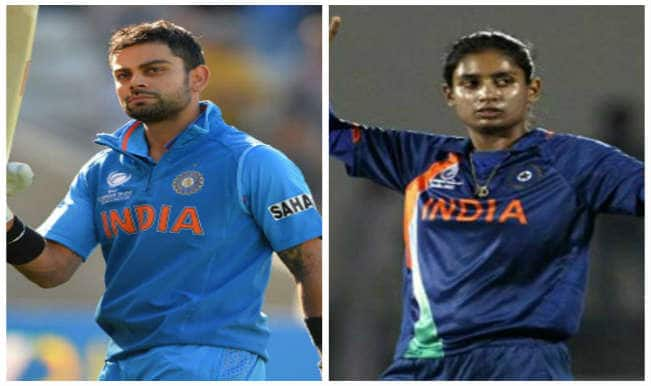 Virat Kohli, Mithali Raj shortlisted for top ICC awards: Read Complete LG ICC Awards 2014 Nominations List