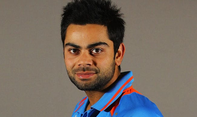 Virat Kohli named among ICC World Cup 2015 ambassadors | Latest.