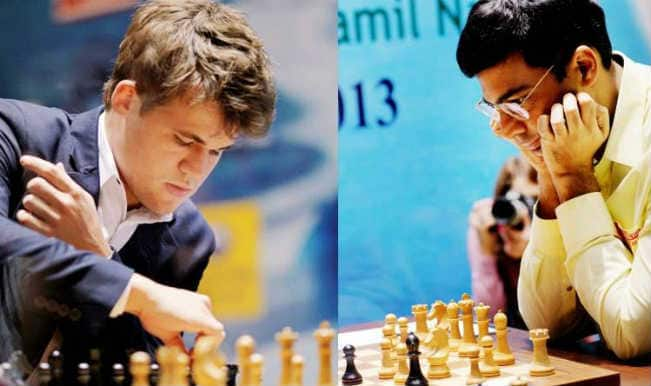 World Chess Championship: Viswanathan Anand has to strike soon to catch up with Magnus Carlsen