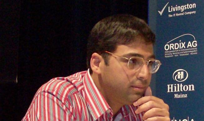 World Chess Championship: Vishwanathan Anand-Magnus Carlsen draw Game 5
