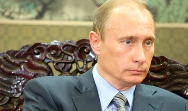 Vladmir Putin: Russia will stop Ukraine from annihilating opponents in east