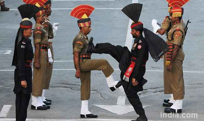 Pakistan allows beating retreat ceremony at Wagah after blast