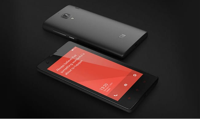 Xiaomi Redmi 1S flash sale on November 25; registration ends November 24 midnight on Flipkart