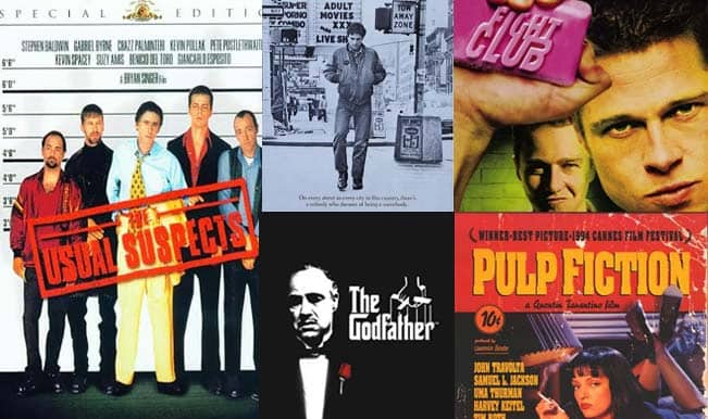 Hollywood Mania: Top 5 cult classics every guy has to watch!