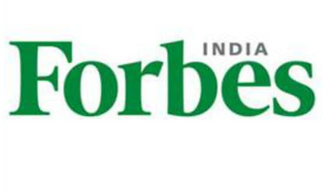Forbes Asia's 200 Best Under A Billion: Three Indian Companies Register Presence