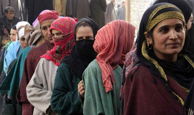 Jammu and Kashmir Assembly Elections 2014: Third phase polls see 58 per cent turnout in the valley