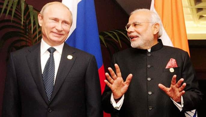 India-Russia summit Thursday; 20 agreements on anvil